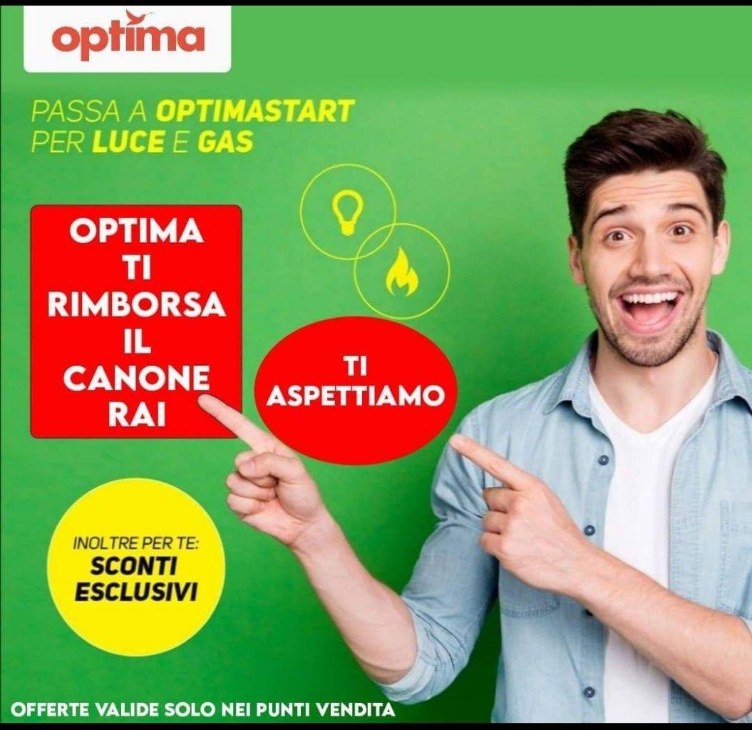 OPTIMA LUCE E GAS